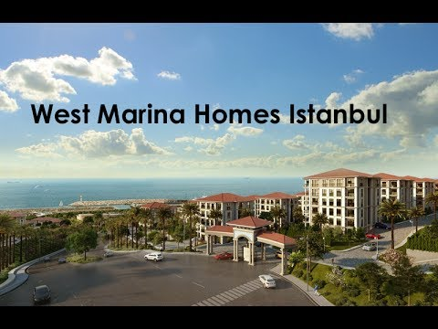West Marina Homes Istanbul by Property Turkey