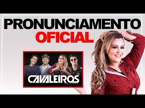 Ana Gouveia conta se VAI SER A NOVA CANTORA DA CAVALEIROS DO FORRÓ