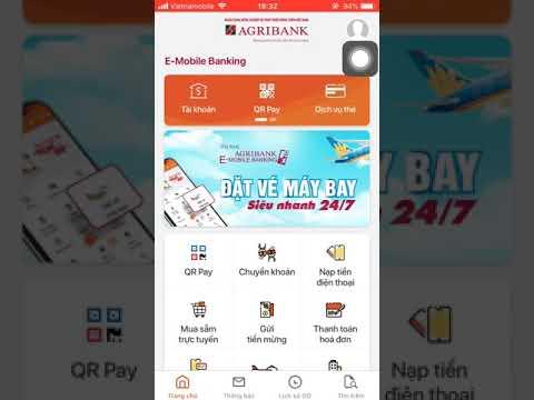 AGRIBANK E-MOBILE BANKING: Hướng Dẫn Phát Hành Thẻ Phi Vật Lý (Thẻ ảo_Virtual Card)