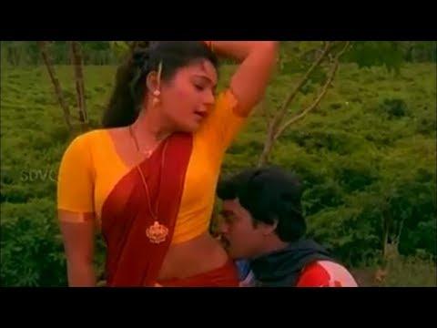 Roopini Navel Kiss Complitation