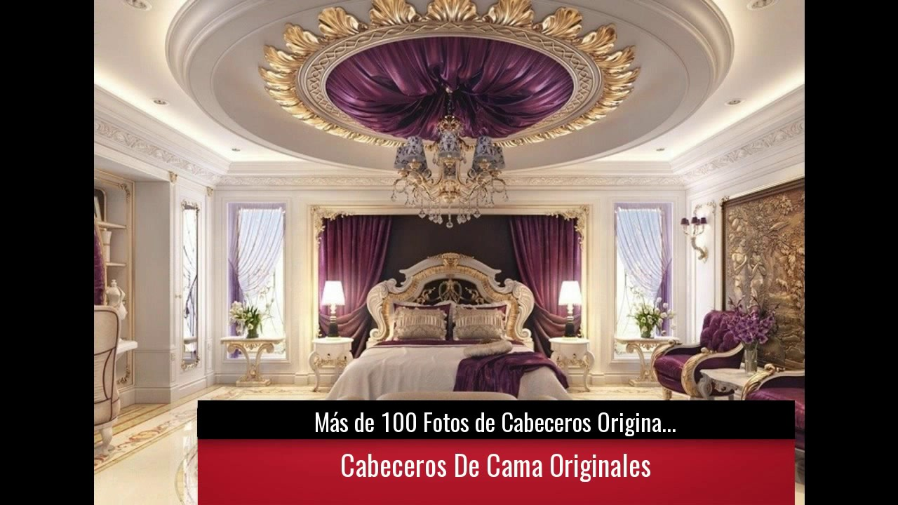 De 100 fotos de cabeceros originales para cama youtube for Cabeceros de cama originales