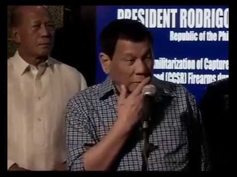 President Duterte Media Interview - December 13, 2017