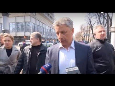 ТРК ВіККА: Акценти. Юрій Бойко