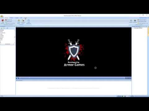 Finding Cheats by Decompiling Flash Games
