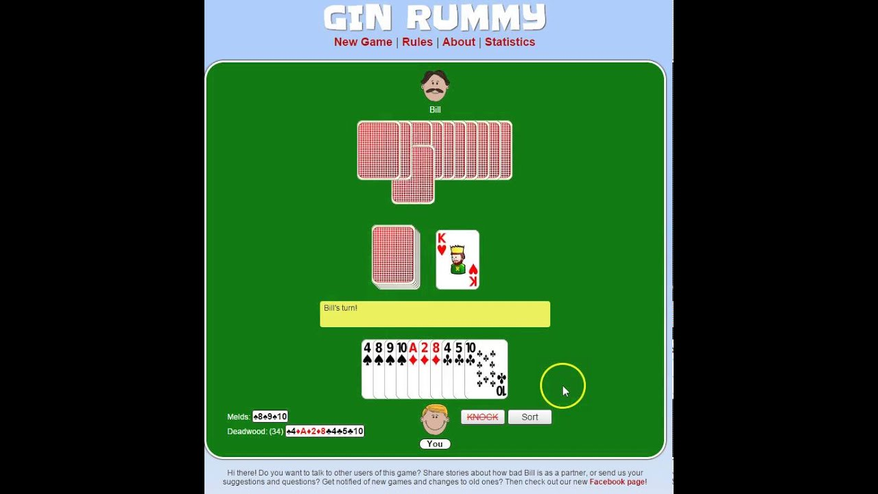 How To Play Gin
