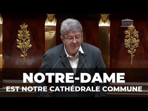 ATHÉE OU CROYANT, NOTRE-DAME EST NOTRE CATHÉDRALE COMMUNE