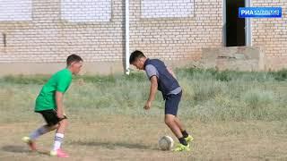 В Октябрьском районе прошел турнир по мини футболу Кубок выпускника
