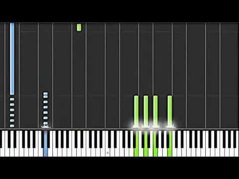 Pirates of the Caribbean  One Day   Synthesia  Robi