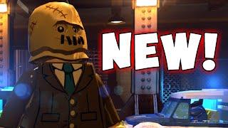 LEGO BATMAN 3 - BEYOND GOTHAM - NEW REVEALS! RED TORNADO & DR. FATE!