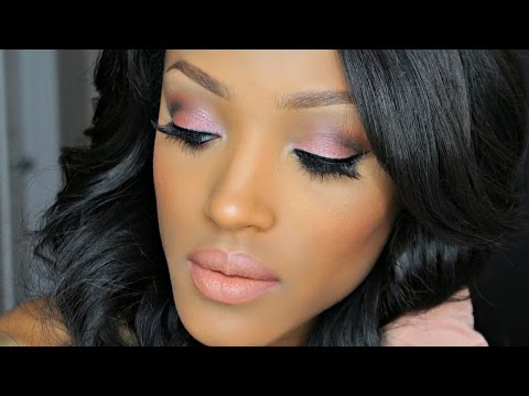 Blushed Nudes Makeup Tutorial