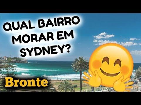Conheça os Bairros de Sydney: Bronte Beach & Comidas Brasileiras