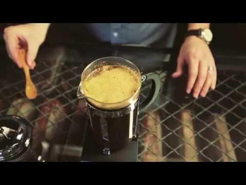How To Brew French Press Coffee : MistoBox Series