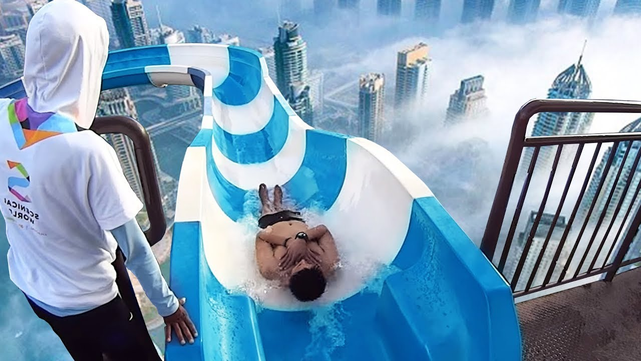 Download Top 10 LONGEST Waterslides In The WORLD