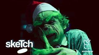 Tío Borracho Cuenta El Grinch-o