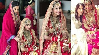 Sonam Kapoor looks etheral in 25 crore wedding ...