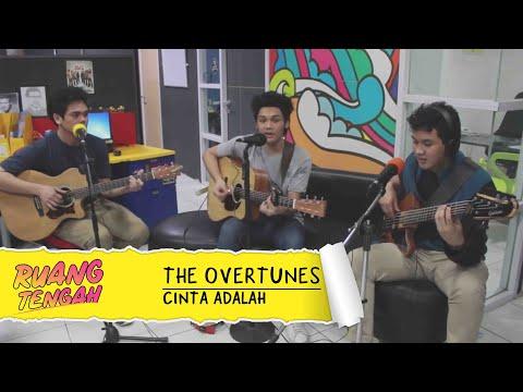 The Overtunes - Cinta Adalah (LIVE) at Ruang Tengah Prambors