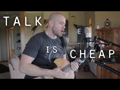 Simon Levick - Talk is Cheap (Chet Faker cover)