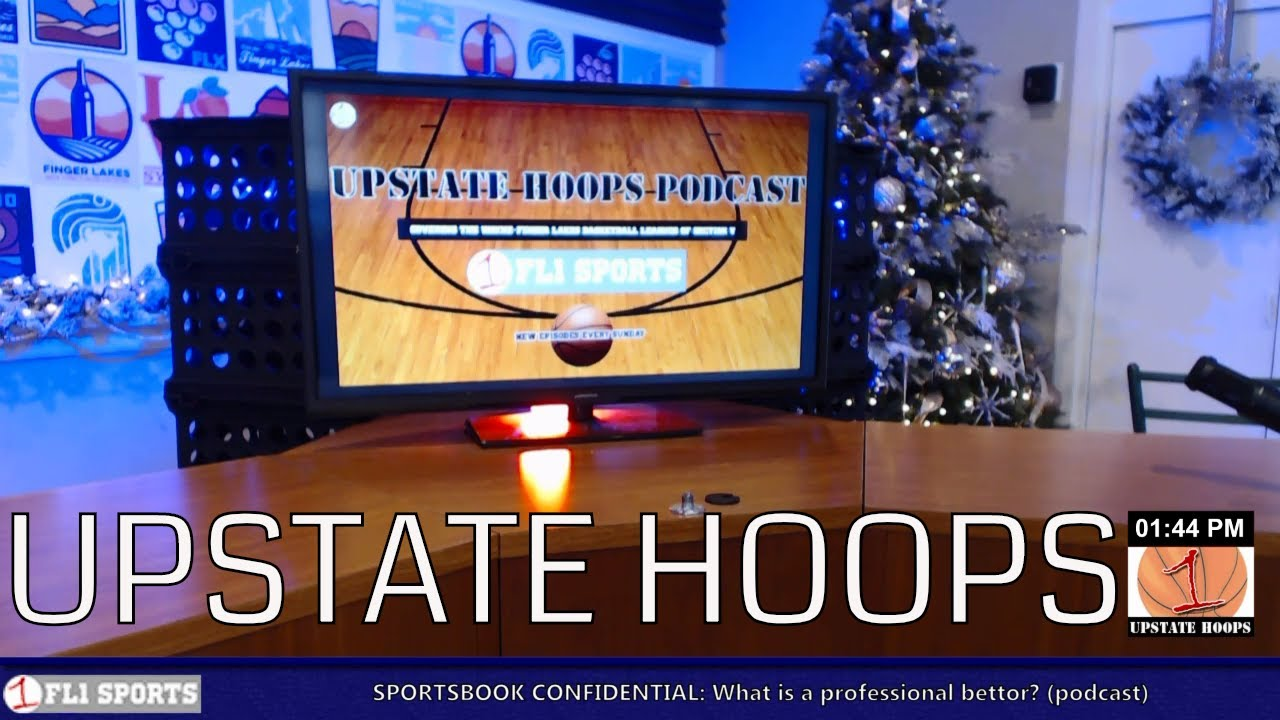 UPSTATE HOOPS LIVE AT NOON: Mynderse & Waterloo student-athletes in-studio (podcast)