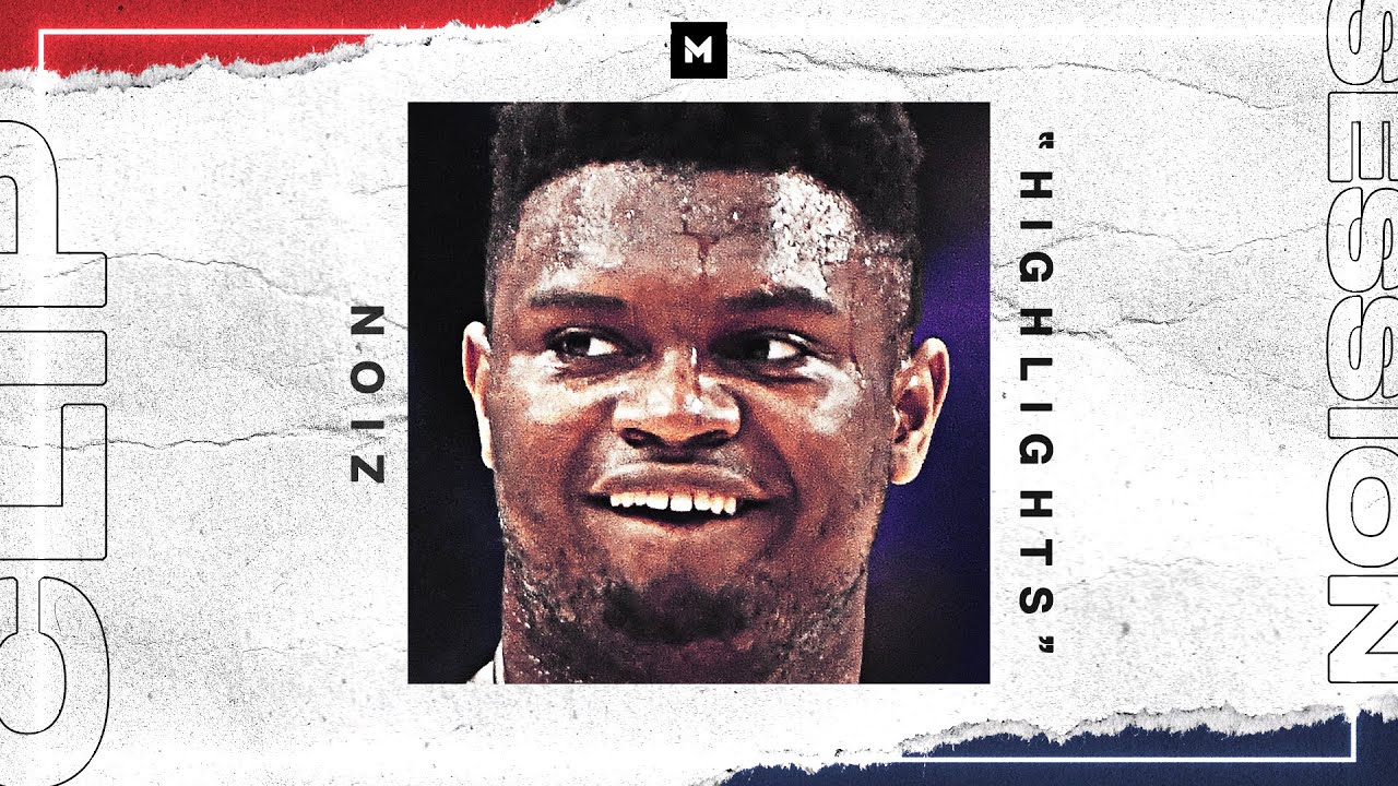 The ULTIMATE Zion Williamson Highlight Reel! 19-20 Season Part 2 | CLIP SESSION"|1280|720|?|3b7bf2e2a3f7c228856c588ab6dc63dc|False|UNLIKELY|0.3373304605484009