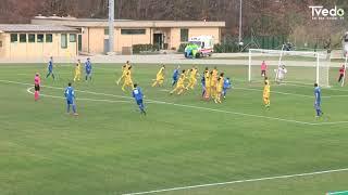 Serie D Girone E S.Donato Tavarnelle-Ligorna 2-0