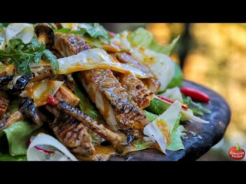 Best Caesar Salad! - Cooking in the Forest