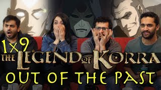 The Legend of Korra - 1x9 Out of the Past - Group Reaction