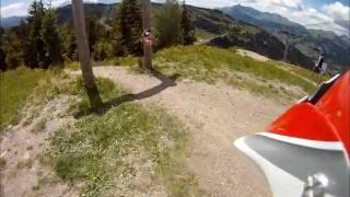 mountain biking in samoens and les gets with bike-alp.com
