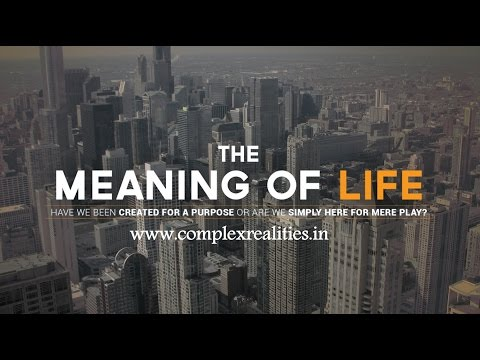 Islamic Videos - The Meaning Of Life