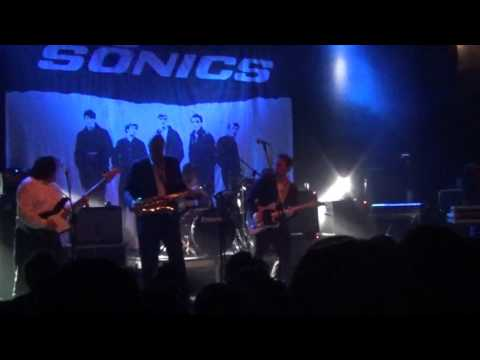 The Sonics-Be A Woman 29-4-2017@Gagarin 205 Athens