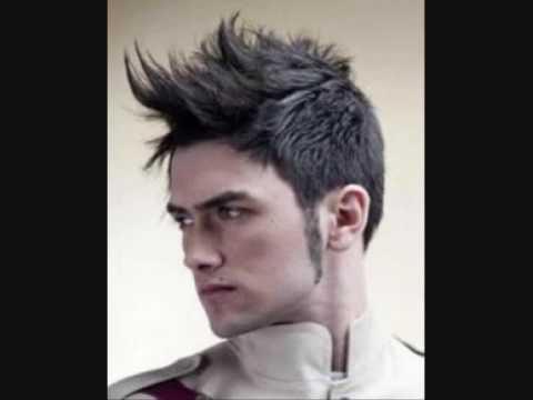 Hot Men Hairstyles Heisse M 228 Nnerfrisuren Trends 2012 Men