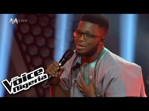 "Yimika - ""Sade""  / Live Show / The Voice Nigeria Season 2"