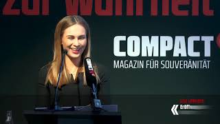 """""""Freispruch für Deutschland"""": Eröffnungsrede von Lisa Lehmann"""
