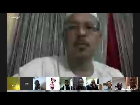 Meet the Sudanese Researchers Admins  Meet SRI Admins  قابلوا مشرفي مبادرة الباحثين السودانيين