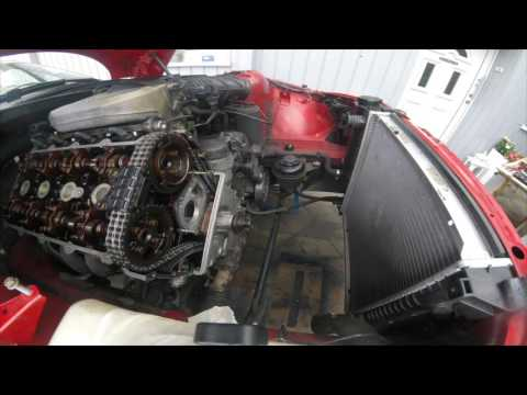 timing chain replacement bmw z3 roadster m44 youtube. Black Bedroom Furniture Sets. Home Design Ideas