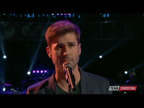I'm Not the Only One - Ryan Quinn Live Playoffs Performance - The Voice Season 10