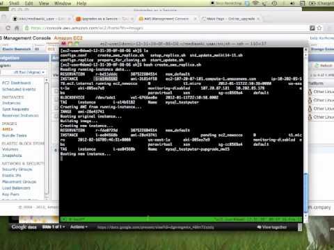 Upgrade as a Service Prototype, demo