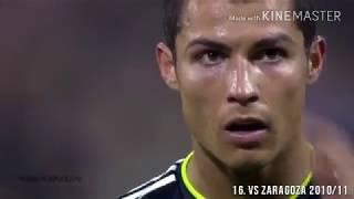 TOP GOAL Cristiano RONALDO