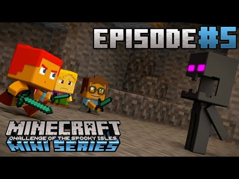 The Ender Cave  Minecraft Mini Series  Episode 5