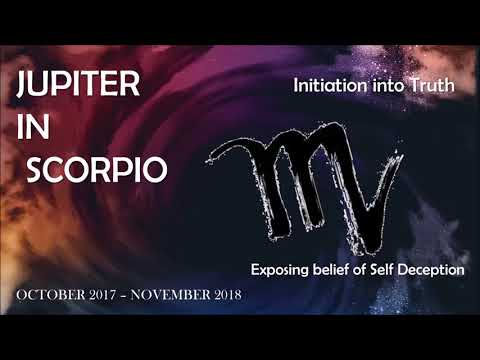 Jupiter in Scorpio | Through the 12 Houses | Astrology