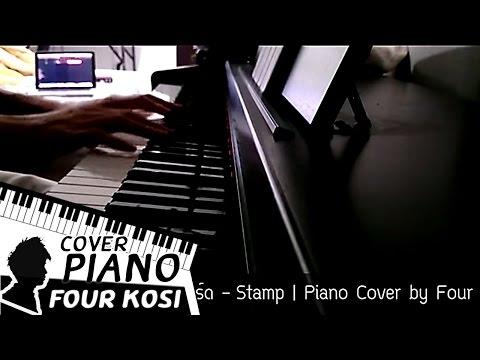 [ Cover ] นักเลงคีย์บอร์ด - แสตมป์ (Piano) By fourkosi