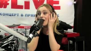Елена Максимова - Счастье внутри (#LIVE Авторадио)