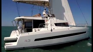 New 2017 Bali 4.3 Sailing Catamaran Video By: Ian Van Tuyl