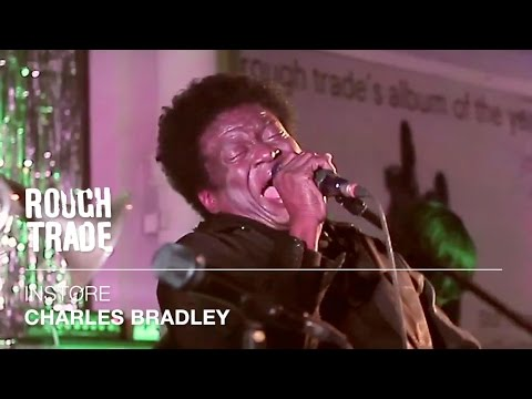 Charles Bradley - Ain't It A Sin   Instore at Rough Trade East, London