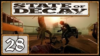 State of Decay Lifeline # 28 - Holt mich hier raus !!! [Lets Play][German][HD]