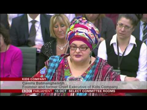 FULL Kids Company Committee Hearing (15 Oct 2015)