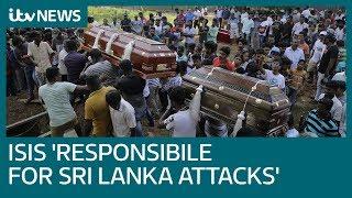 Sri Lanka attacks: At least 45 children among dead | ITV News