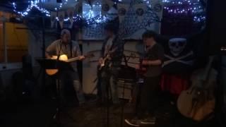 "Bruce Forbes, Katie Thomas & Anthony Craig ""Blue Moon of Kentucky"" live @ Cross Keys Gloucester UK"