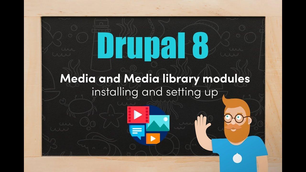 Drupal 8 module settings