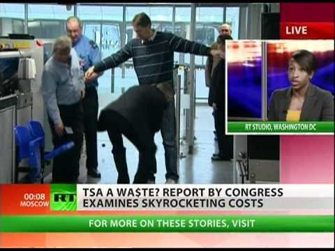 Blogger tricks TSA body scanners