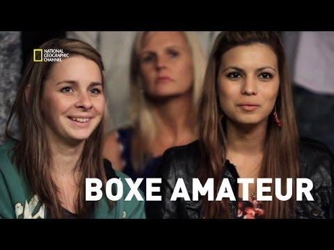 La boxe pour les amateurs